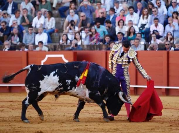 Joaquín Galdós cuajó una gran faena el miércoles 1 de mayo (con video)