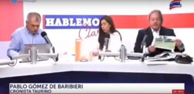 Video: Debate con antitaurina en el trasfondo de la ponencia del Tribunal Constitucional