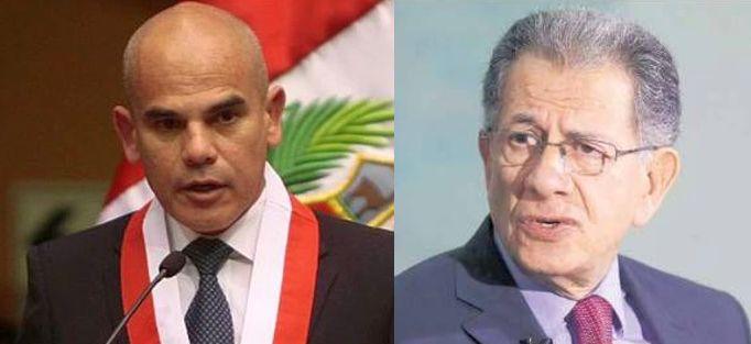 Entrevista: opinan dos expresidentes del Tribunal Constitucional