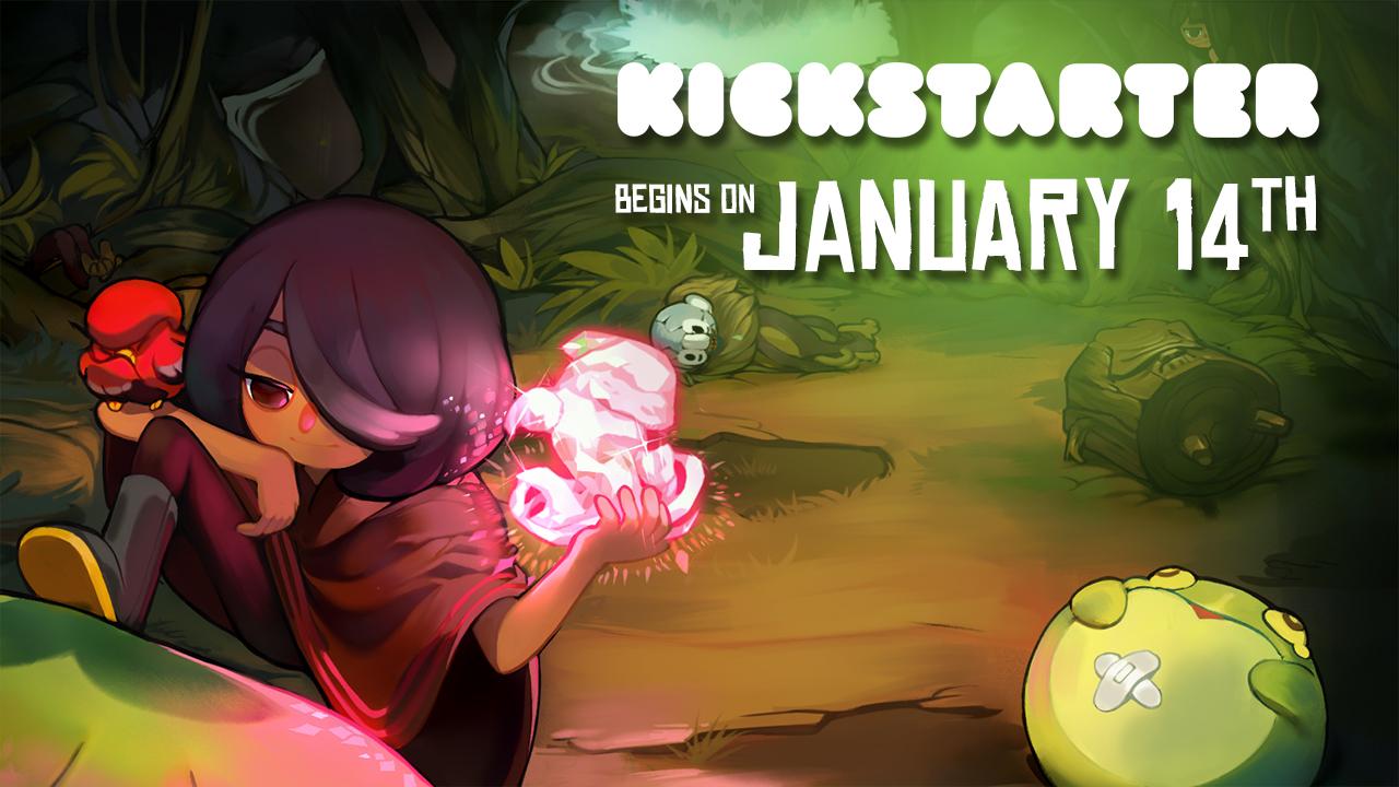 Tunche lanza campaña de Kickstarter