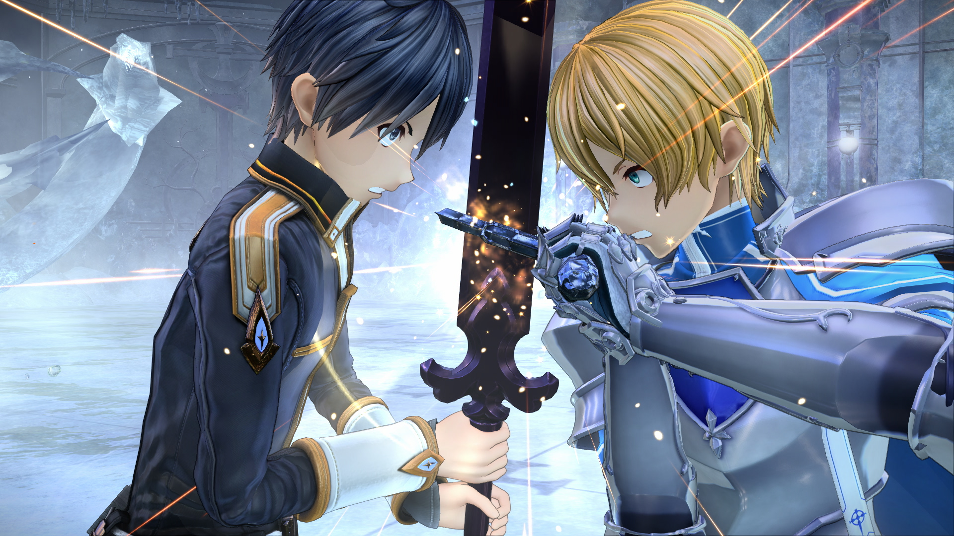 Sword Art Online: Alicization Lycoris es anunciado