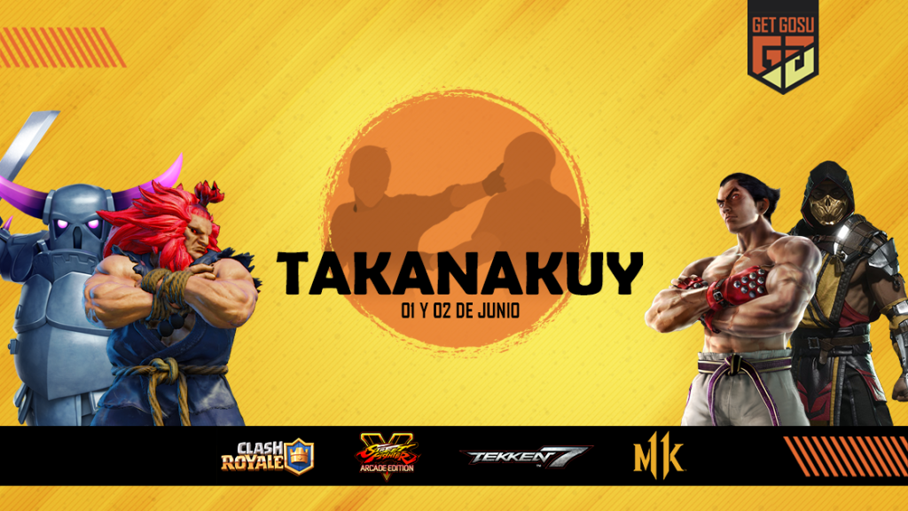 El evento contará con torneos de algunos de los videojuegos de pelea más populares del momento, además de invitados de fama internacional.