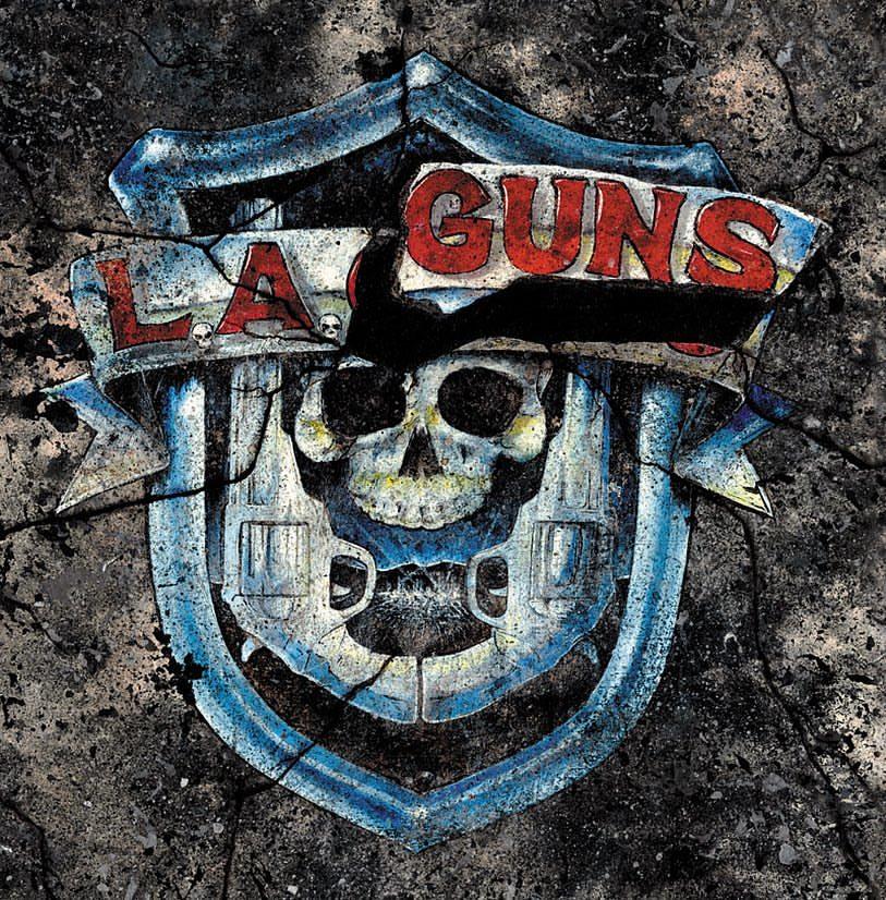 Reseña de L.A. Guns - The Missing Peace - Frontiers - 2017