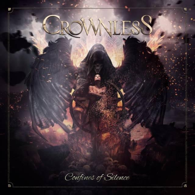 La banda Crownless lucha por encontrar su propia voz en este destacable trabajo.