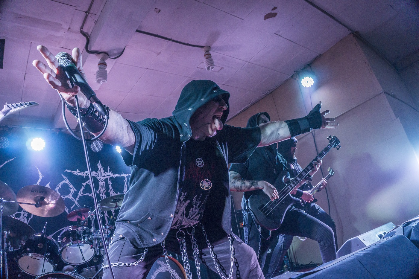 Varathron en Lima I: El concierto