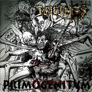 El  debut en larga duración de Deicidios, la banda pionera del metal extremo en Ayacucho, llega por fin gracias a Pentagram Records. Uno de los trabajos más esperados en el metal nacional.