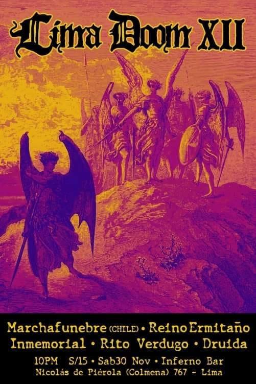 LIma Doom XII