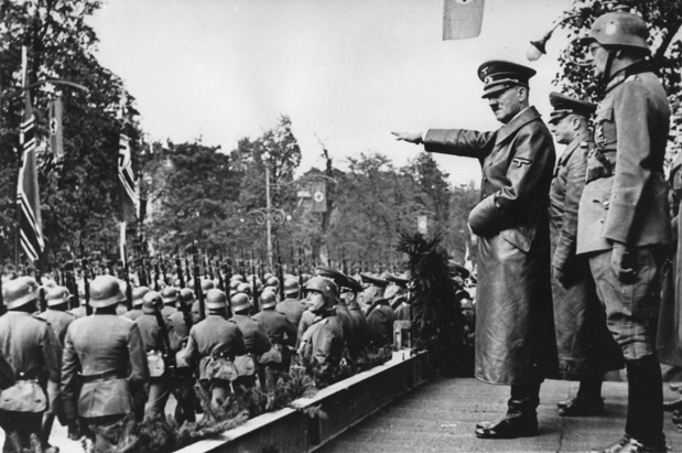 Austria Nazi Takeover