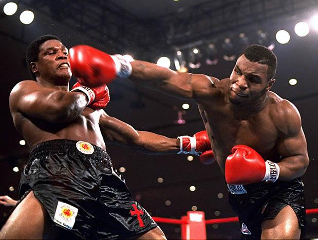 Tyson Story Boxing