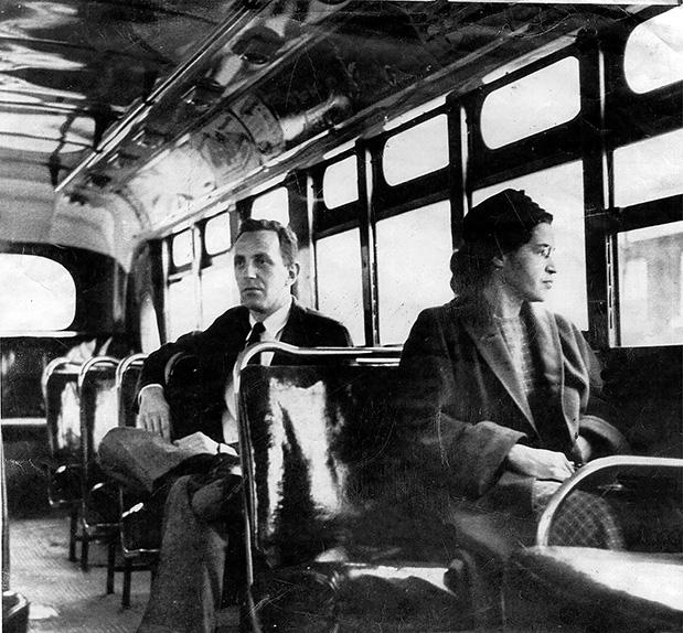 Rosa Parks: cuando un pequeño gesto enciende una revolución