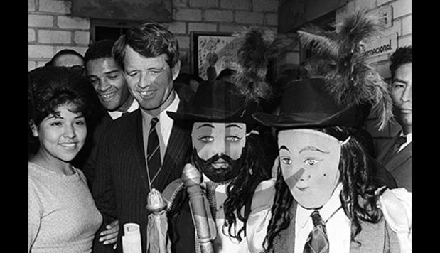 Cuando Robert Kennedy conquistó Lima