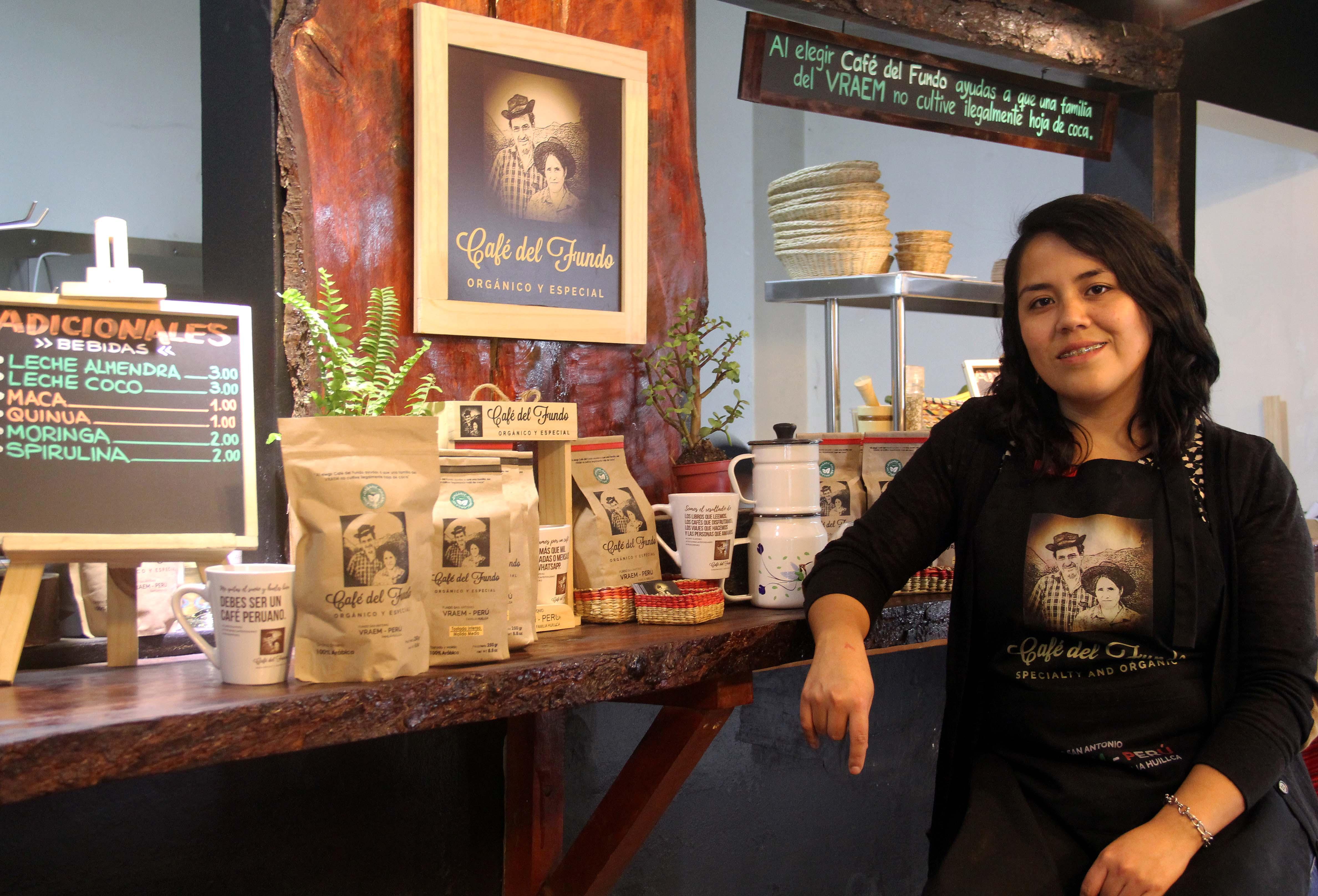 Café del fundo: la lucha de una familia del VRAEM por su café