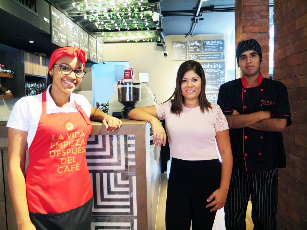 LYNCH Café para Volar de Olenka Marquina