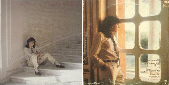 """""""Gianni Togni"""", álbum de 1983."""
