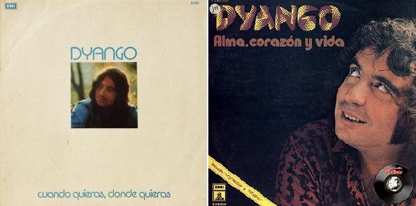 """Álbumes de 1975: """"Cuando quieras, donde quieras"""" y """"Alma, corazón y vida""""."""