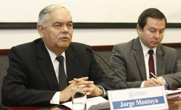 Almirante (r) Jorge Montoya