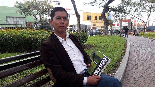 """Conversamos con Lurgio Gavilán a propósito de la segunda edición de su autobiografía """"Memorias de un soldado desconocido"""" (IEP, 2017)"""