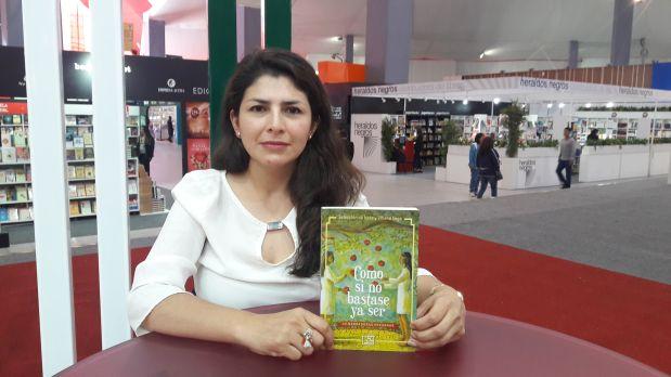 """Conversamos con Nataly Villena, responsable de la antología """"Como si no bastase ya"""" (Peisa, 2017)"""