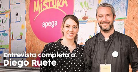 Entrevista a Diego Ruete sobre la importancia de la alimentación infantil.