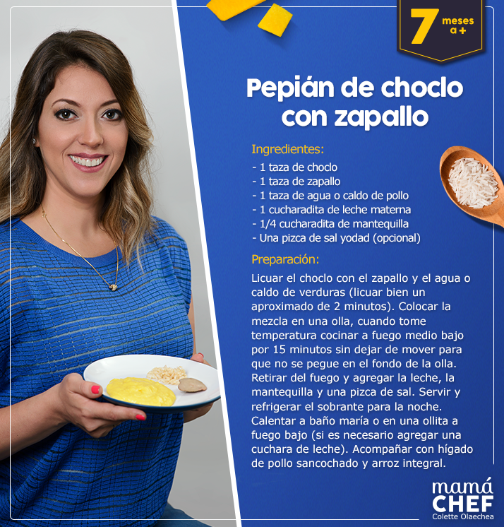 Pepian de choclo - mamá Chef - Colette Olaechea