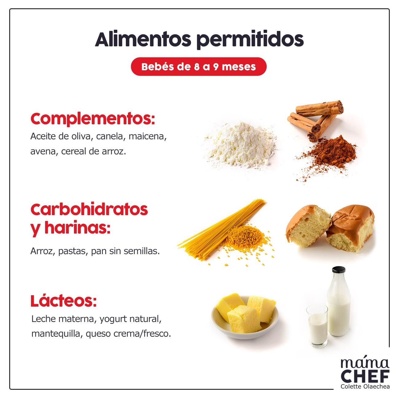 Papillas Para Bebés De 6 7 8 Y 9 Meses Mi Guía Completa Blog El Comercio Perú