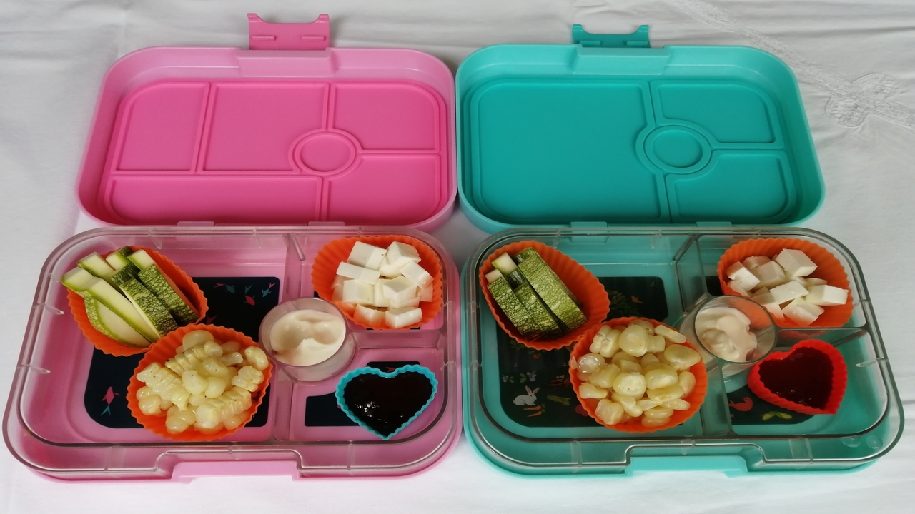 Loncheras nutritivas para el regreso a clases