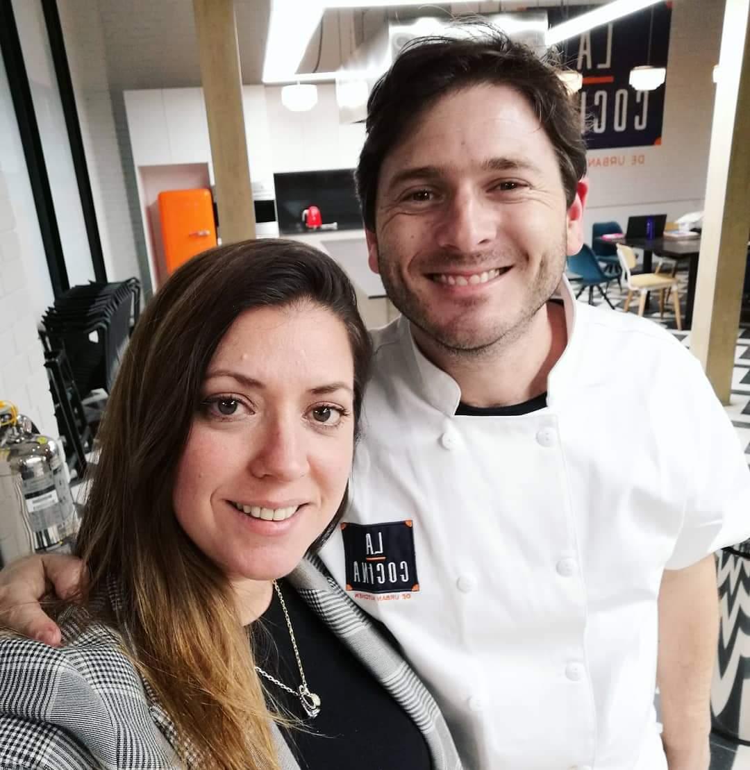colette olaechea - ignacio barrios - la cocina de urban kitchen -mama chef