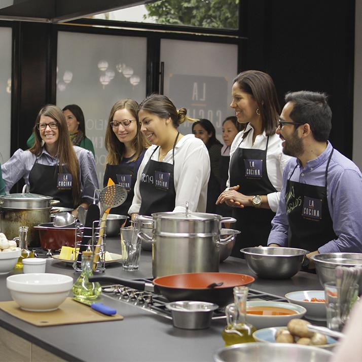 foto grupo la cocina de urban kitchen