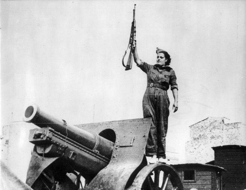 Reflexiones sobre las mujeres y las guerras