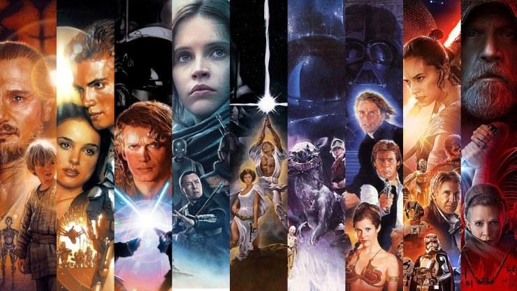 El actor Topher Grace sorprende con un video resumen de toda la saga Star Wars