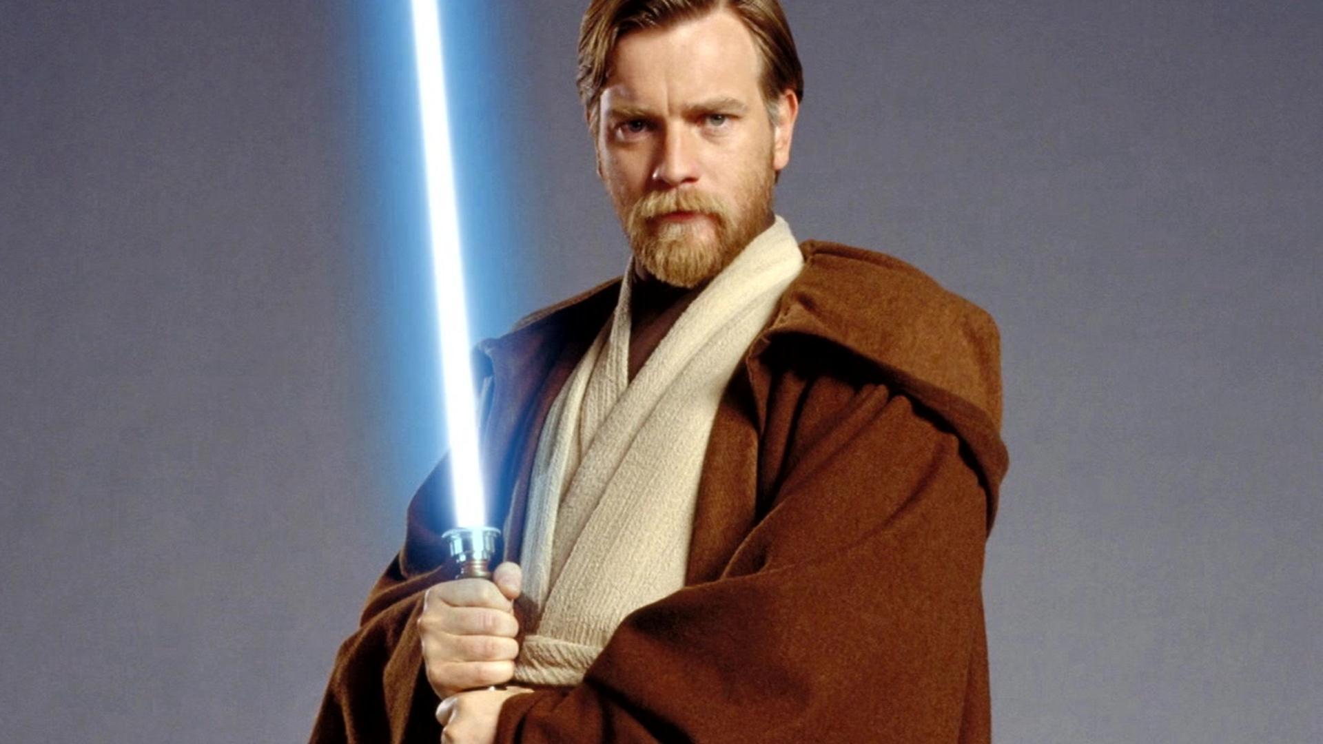 Ewan McGregor volverá como Obi-Wan Kenobi para una serie en Disney Plus