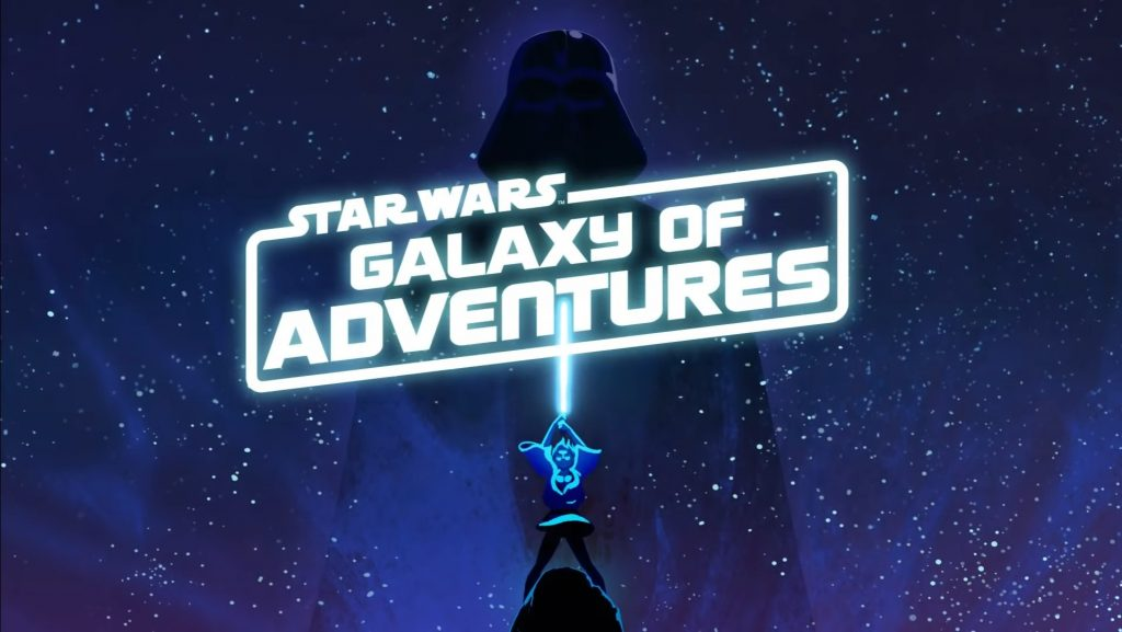 Disfruta de la Temporada 1 de Star Wars: Galaxy of Adventures