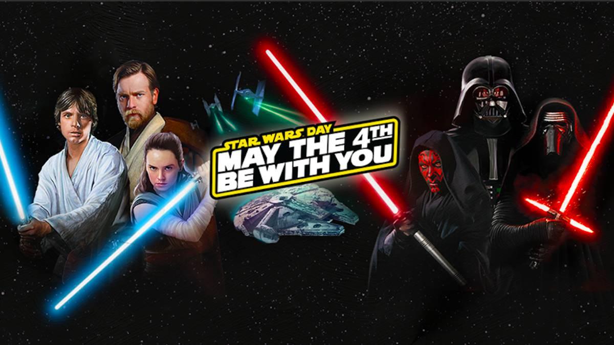 ¡Feliz día de Star Wars... en cuarentena!