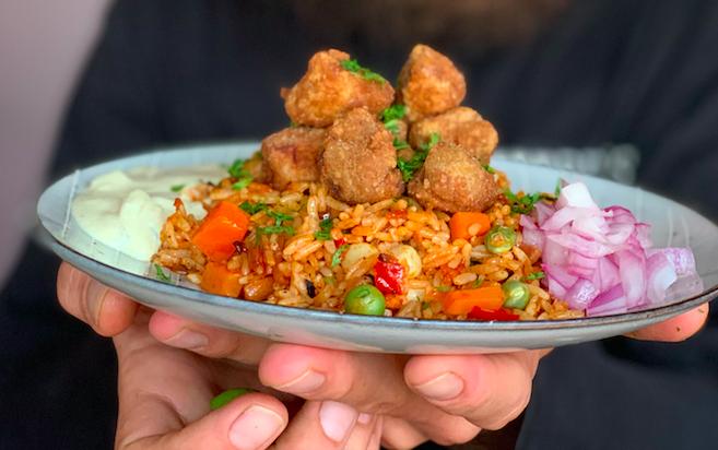 Crudiperuanos lanza taller de comida marina vegana