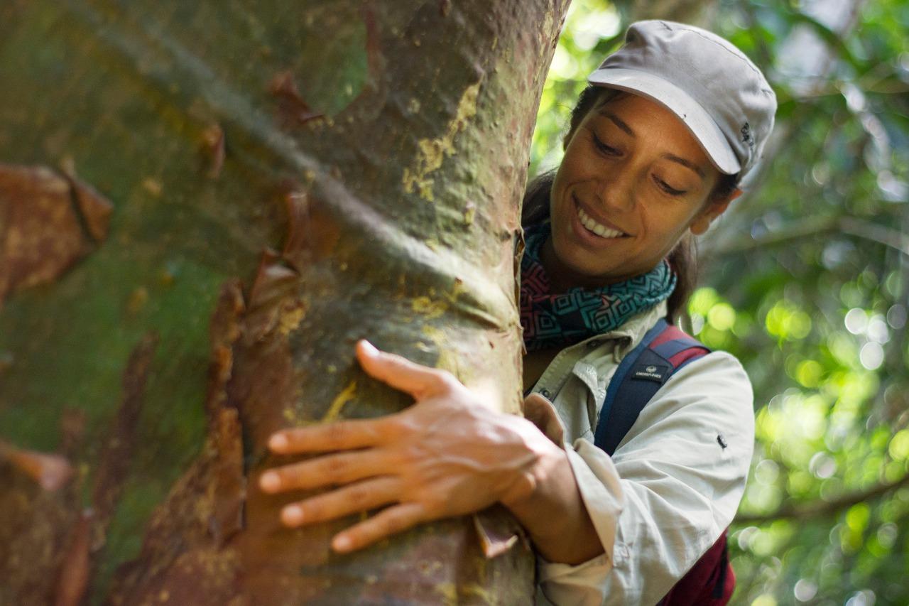 """Ingeniera peruana finalista de """"Héroes del paisaje"""" por su labor en la Amazonía"""