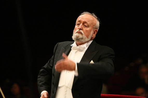 La llegada de Krzysztof Penderecki marcará un hito en nuestra historia cultural