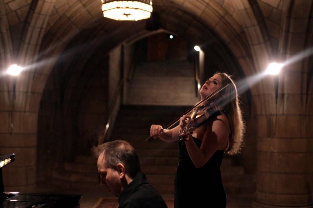 Se presentará junto al pianista Matt Herskowitz en la Temporada de abono de la Sociedad Filarmónica de Lima, este martes 15 a las 7:45 pm. en el Auditorio Santa Úrsula.