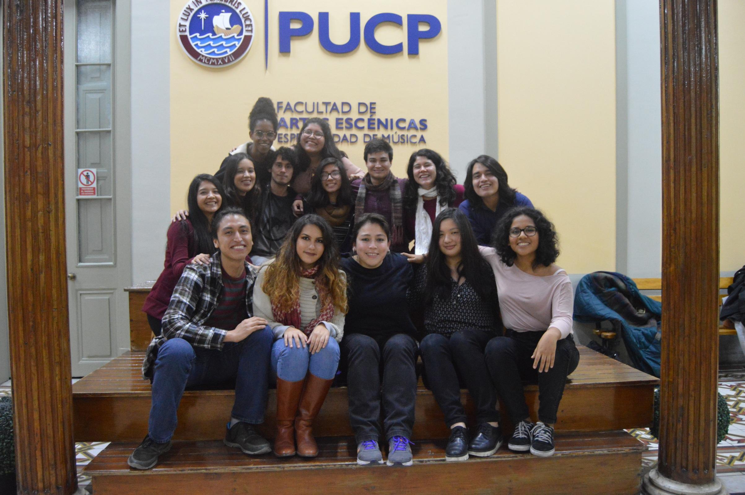 Música y canto desde la Escuela de Música de la PUCP