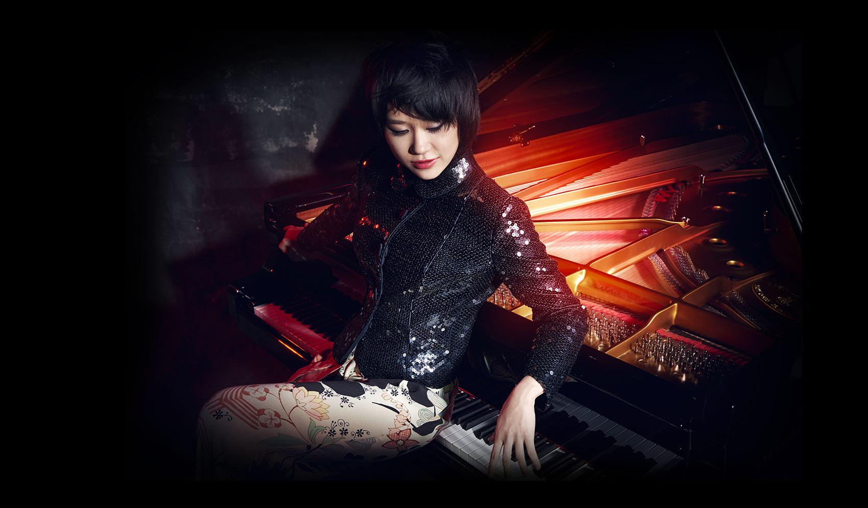 Yuja Wang en Lima en histórico recital