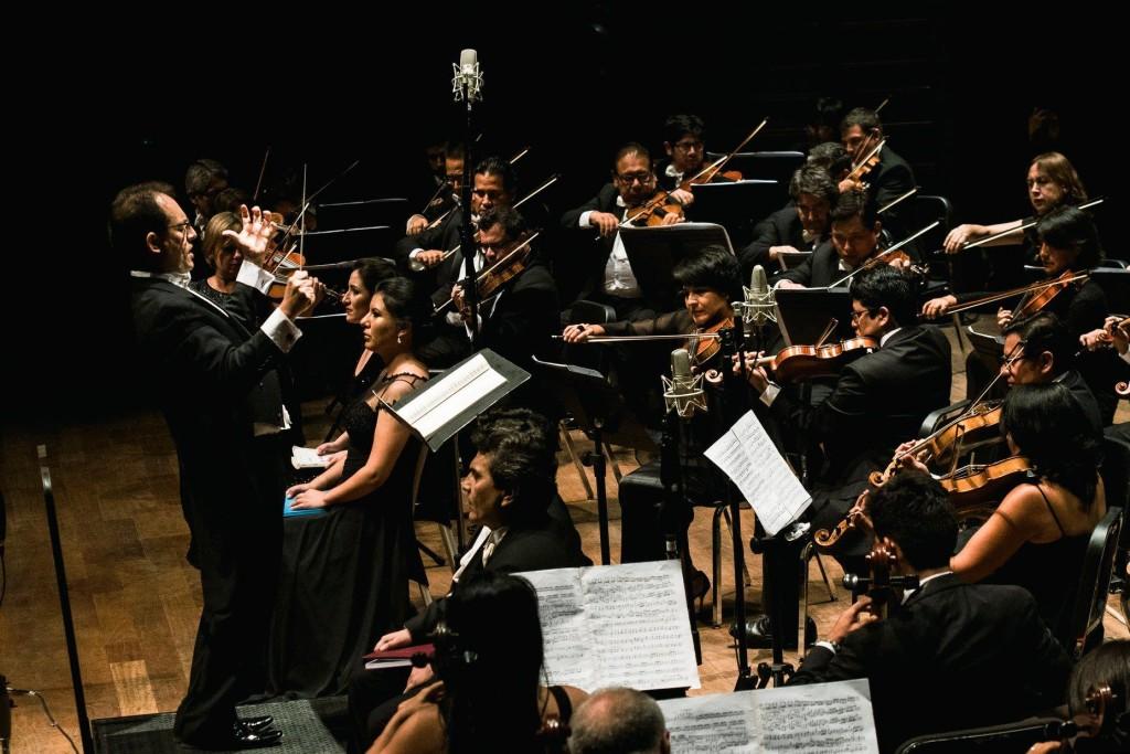 """En el marco de la Temporada de Ópera 2018 del Ministerio de Cultura, la Orquesta Sinfónica Nacional de Perú, dirigida por el maestro Fernando Valcárcel, presentará el """"El castillo de Barbazul"""", en forma de concierto, el jueves 27 de septiembre, a las 8:00 de la noche, en el Gran Teatro Nacional; con la participación estelar de la soprano israelí Rinat Shaham y el bajo-barítono argentino Hernán Iturralde."""