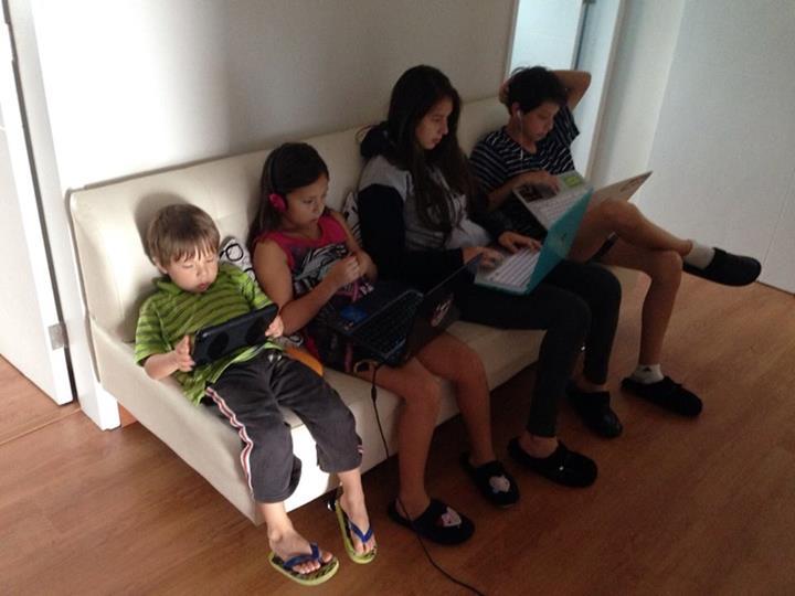 Internet, una gran ayuda para los padres en tiempos modernos