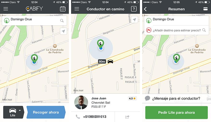 La revolución del transporte: aplicaciones para solicitar un servicio de taxi seguro