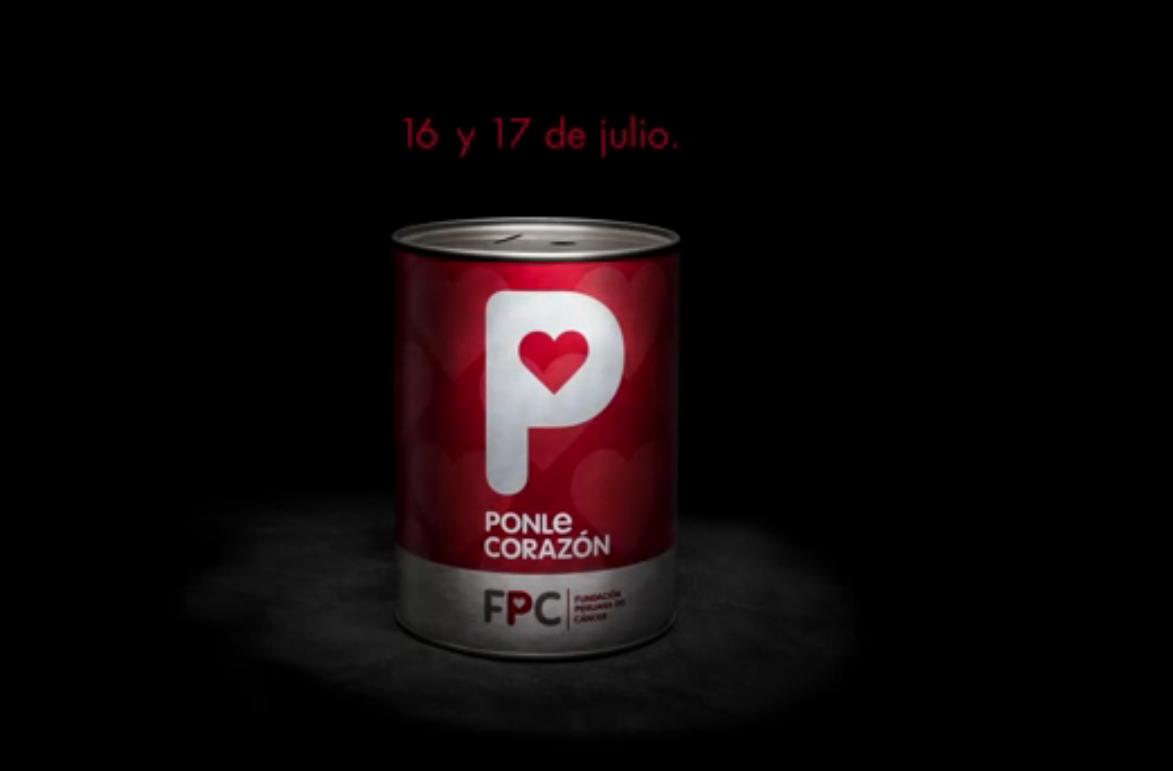 Este 16 y 17 colaboremos con la Fundación Peruana de Cáncer