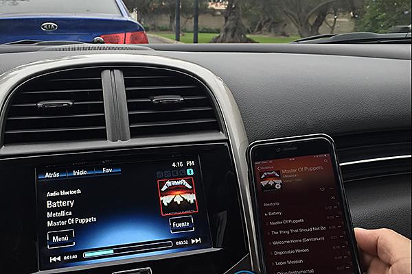El viaje en auto también puede ser entretenido