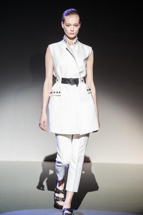 Pasarela de IRFE - Paris Fashion Week Verano 2015