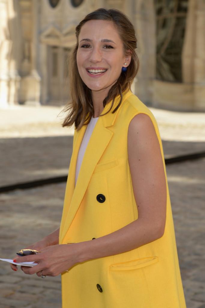La princesa Paola de Orleans Braganza luce un Dior