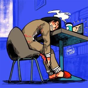 Ilustración: Gabi Cuba