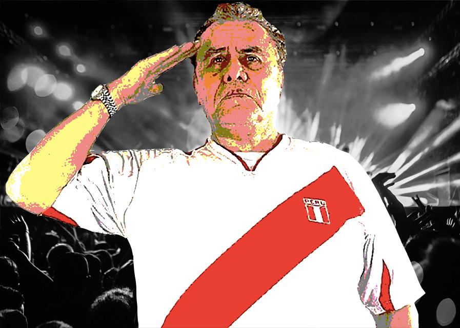 Cuando el rock peruano se encontró con Augusto Polo Campos
