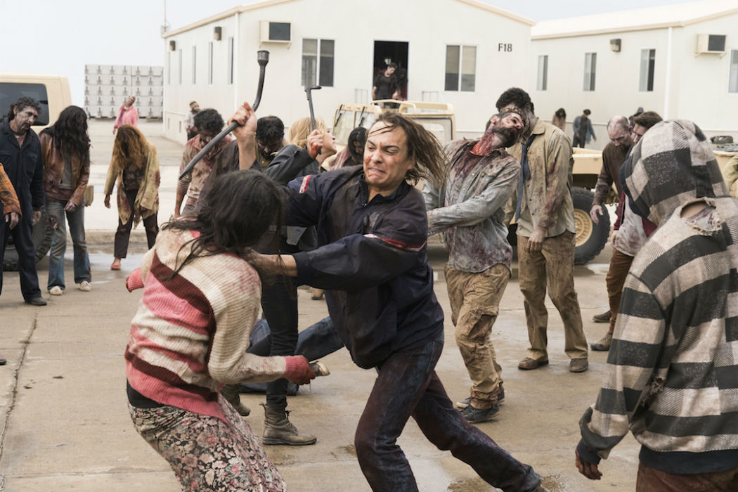 """Fear The Walking Dead"": Frank Dillane sobre un improbable final feliz"