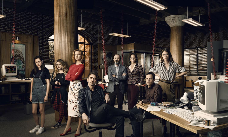 """""""Halt and Cath Fire"""": una de las mejores series que no te deberías perder"""